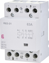 Контактор R 63-31 24V AC 63A (AC1) арт. 2463461