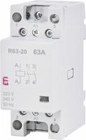 Контактор R 63-20 230V AC 63A (AC1) арт.2463482