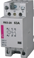 Контактор R 63-20 24V AC 63A (AC1) арт.2463483