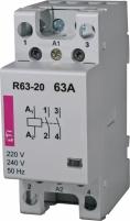 Контактор R 63-11 24V AC 63A (AC1) арт.2463485