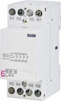 Контактор RD 25-04 (230V AC/DC) (AC1) арт. 2464016