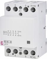 Контактор RD 40-40 (230V AC/DC) (AC1) арт. 2464018