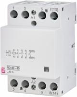 Контактор RD 40-40 (24V AC/DC) (AC1) арт. 2464019
