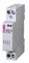 Контактор импульсный RBS 420-2С 24V AC 20A (2перекидн.-AC1) арт. 2464157