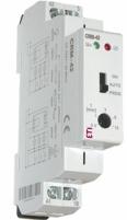 Реле управления лестничным освещением CRM-42 230V (с сигнализацией) арт. 2470078