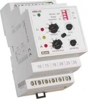 Реле контроля напряжения HRN-43 110V AC (3F, 2x16A_AC1) без нейтрали арт. 2471428
