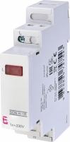 Однофазный индикатор наличия напряжения SON H-1R (1x красный LED) арт.2471550