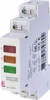 Трехфазный индикатор наличия напряжения SON H-3K (3-х цветный) арт.2471553