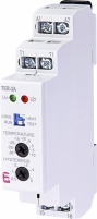 Термостат TER-3 А (-30...+10)  24-240 AC/DC (1x16A_AC1) арт. 2471801