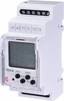 Многофункциональный цифровой термостат+цифровой таймер TER-9 230V (2x16A_AC1) арт. 2471824