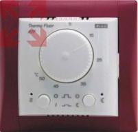 Комнатный аналоговый термостат Termo Floor ATF (-5…+50) (контроль t пола) без рамки и датчика арт. 2471826