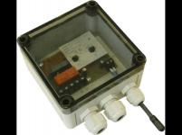 Двухуровневый термостат TEV-1 230V AC  (-20...+20) (1x16A_AC1) (IP65) арт. 2471848