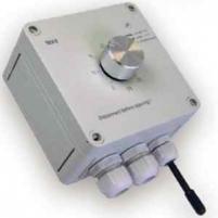 Одноуровневый термостат TEV-3 230V AC  (+5...+35) (1x16A_AC1) (IP65) арт. 2471850