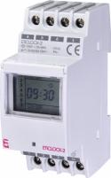 Цифровой таймер Eticlock-2 230V (2x16A_AC1) арт.2472012