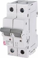 Авт. выключатель ETIMAT P10 DC 2p Z 6A (10 kA) арт.260624107