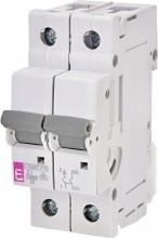 Авт. выключатель ETIMAT P10 1p+N Z 1A (10kA) арт.270114102