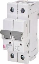 Авт. выключатель ETIMAT P10 1p+N B 2A (10kA) арт.270210101