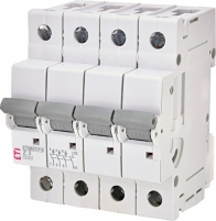 Авт. выключатель ETIMAT P10 3p+N Z 3A (10kA) арт.270344109