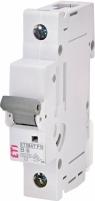 Автоматический выключатель ETIMAT P10 1p B 6A 10 kA арт.270600106