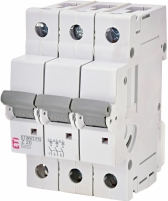 Авт. выключатель ETIMAT P10 3p Z 20A (10kA) арт.272034105