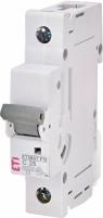 Автоматический выключатель ETIMAT P10 1p C 25A (10kA) арт.272501106