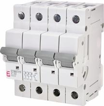 Авт. выключатель ETIMAT P10 3p+N Z 32A (10kA) арт.273244109
