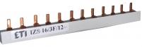 Шина питания IZS 16/3F/12 3р 0-21m (штырьковая) арт. 2921112