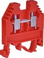 Клемма винтовая-питание VS 4 PA +  (4 mm2_красная) арт. 3901039