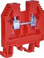 Клемма винтовая-питание VS 6 PA +  (6 mm2_красная) арт. 3901070
