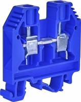 Клемма винтовая-нейтральная VS 10 PA N  (10 mm2_синяя) арт. 3901102