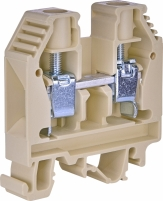 Клемма винтовая VS 16 PA  (16 mm2 бежевая) арт. 3901129