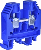 Клемма винтовая-нейтральная VS 16 PA N  (16 mm2_синяя) арт. 3901130