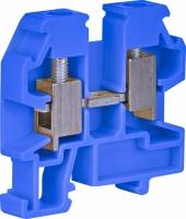 Клемма винтовая mini-нейтральная VS 4 PAM N  (4 mm2_синяя) арт. 3901443