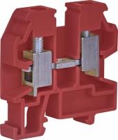 Клемма винтовая mini-питание VS 4 PAM +  (4 mm2_красная) арт. 3901444