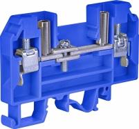 Клемма измерительная нейтральная VSM 6 VNP N  (6 mm2_синяя) арт.3901672