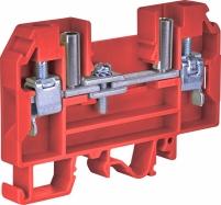 Клемма измерительная питание VSM 6 VNP +  (6 mm2_красная) арт.3901673