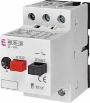 Автоматический выключатель защиты двигателя MS25-25 арт. 4600320