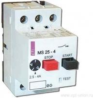 Автоматический выключатель защиты двигателя MS32-32 арт. 4600420