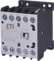 Контактор миниатюрный CEC 07.10 24V AC (7A; 3kW; AC3) арт.4641050