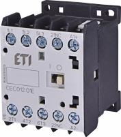 Контактор миниатюрный CEC 12.01-230V-50/60Hz (12A; 5,5kW; AC3) арт.4641084