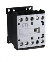 Контактор миниатюрный CEC 12.4Р 24V DC (12A; 5,5kW; AC3) 4р (4 н.о.) арт.4641212
