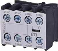 Блок-контакт EFC0-04 (4NC) арт.4641525