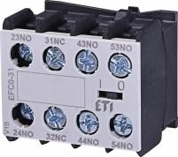 Блок-контакт EFC0-31 (3NO+1NC) арт.4641526