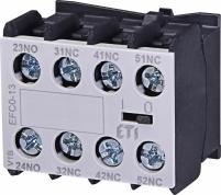 Блок-контакт EFC0-13 (1NO+3NC) арт.4641527