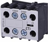 Блок-контакт EFC4-11 (1NO+1NC) арт.4641541