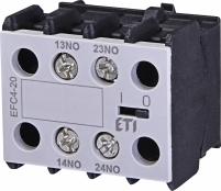 Блок-контакт EFC4-02 (2NC) арт.4641542