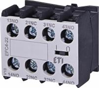 Блок-контакт EFC4-22 (2NO+2NC) арт.4641544