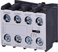 Блок-контакт EFC4-04 (4NC) арт.4641545