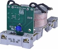 Катушка управления BCCE-105 - 24V DC арт.4642830