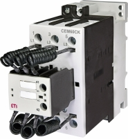 Контактор CEM 60CK.01 (60 кВАр, 400-440V) арт.4643814